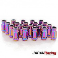 Japan Racing Forged Steel Radmuttern