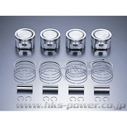 HKS SR20DET Forged Piston Kit 86,5mm