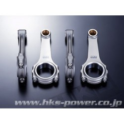 HKS RB26DETT Pleuel Set 21mm Pin Step 2