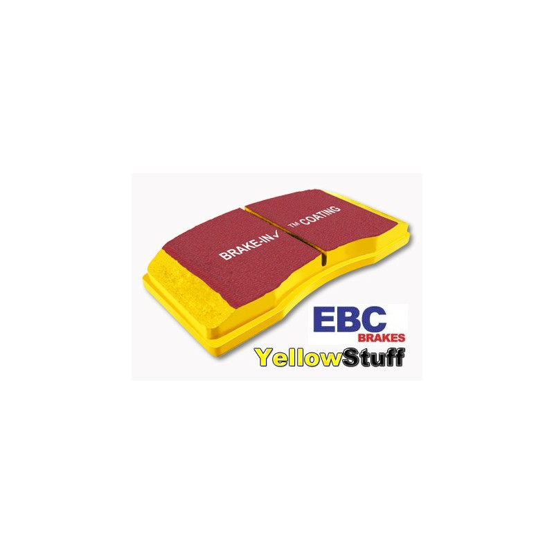 ebc yellowstuff brake pads front jdm heart performance. Black Bedroom Furniture Sets. Home Design Ideas