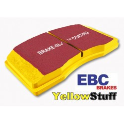 EBC Yellowstuff Brake Pads Rear