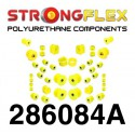 Kompletter Polyurethan Buchsensatz für Vorder- und Hinterachse