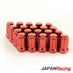 Japan Racing Lug nuts Short