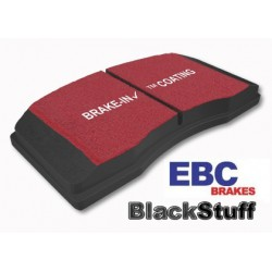 EBC Blackstuff Ultimax Brake Pads Front