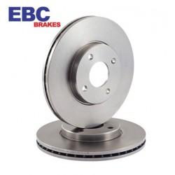EBC Premium Brake Discs Front