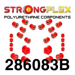 Rear Polyurethane bushing kit