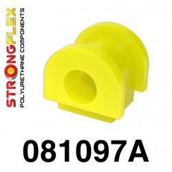 Front stabilizer bush 18-26mm SPORT