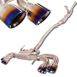 Nissan R35 GTR Turbo-Back Exhaust System