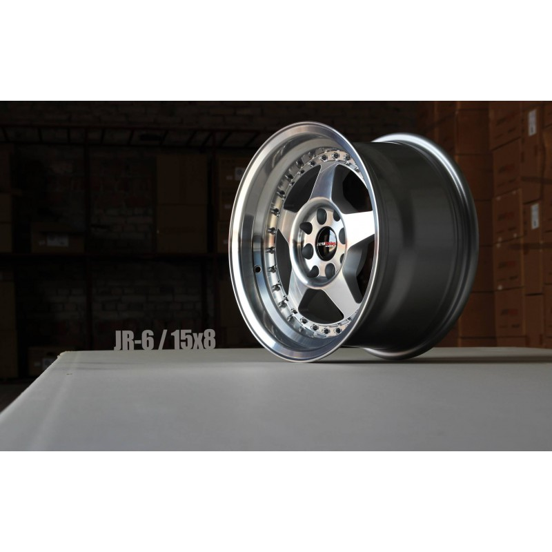 Japan Racing Jr6 15 Quot Wheels Jdm Heart Performance