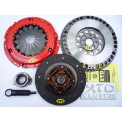 3SGTE Celica MR2 GT4 XTD Stage 1-4 Clutch & 4,9Kg Flywheel kit
