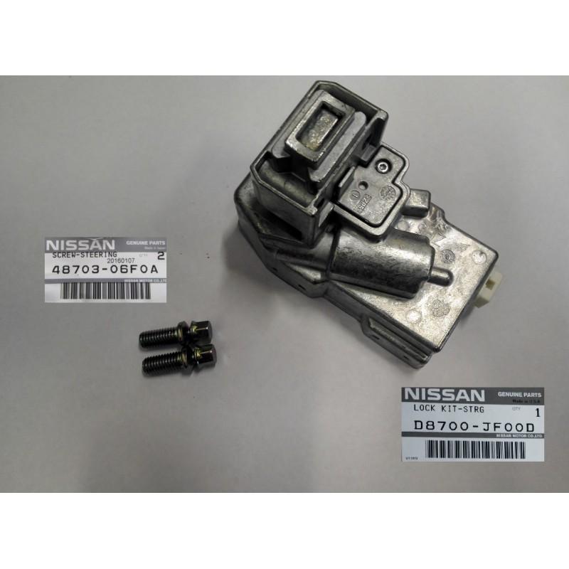 Steering Lock D8700-JF00D Genuine Nissan