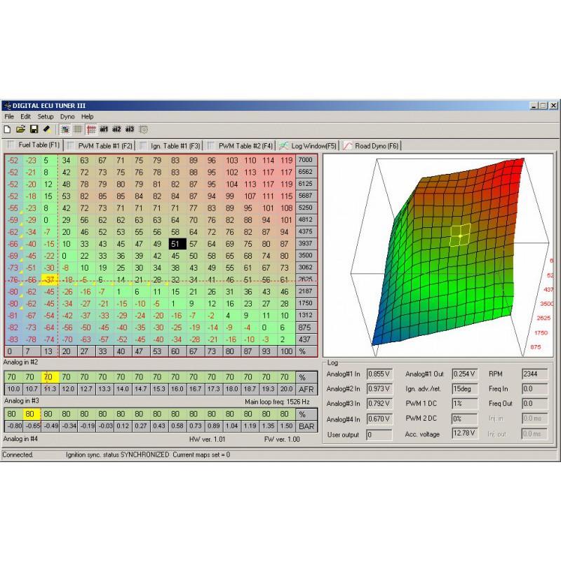 Ecumaster Digital Tuner 3 Piggyback ECU - JDM Heart | Performance