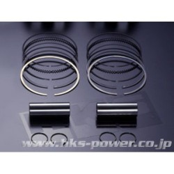 HKS 4B11T Piston Pin & Ring Set 86,5mm