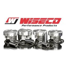 Wiseco Piston Kit 85,5mm - 10,0:1 / 10,5:1 Compression E85 Series HD2 (Gas Ported)