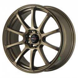 "Japan Racing JR2 17"" wheels"