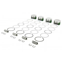 Cosworth SR20DET 86,5mm 9,5:1 Forged Piston Set