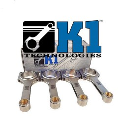 K1 SR20 H-Beam Connecting Rod Set