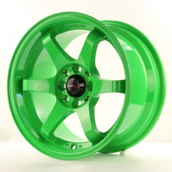 "Japan Racing JR3 17"" wheels"