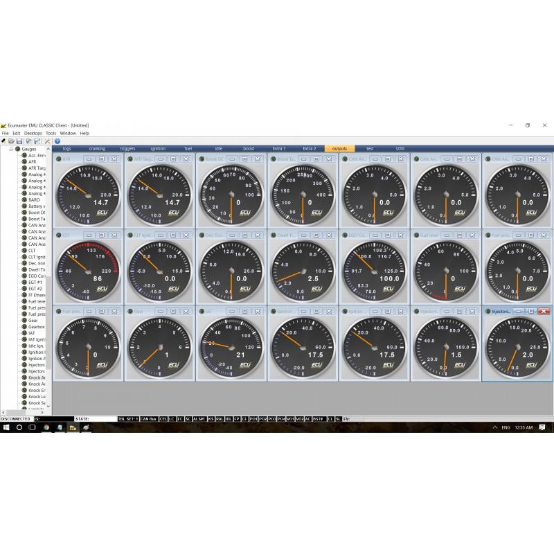 Ecumaster EMU Classic & Adapter - JDM Heart | Performance