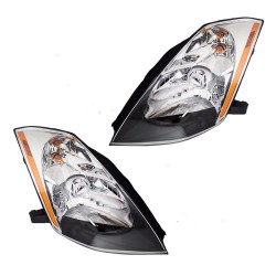 Nissan 350Z Headlights LHD