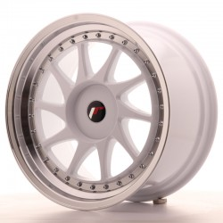 "Japan Racing JR26 18"" wheels"