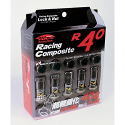 Kics Racing Composite R40 Original Lug nuts