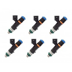 6 x 1000cc Bosch Top Feed Fuel Injectors