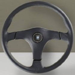 Nardi Gara Steering Wheel - Leather - 365mm