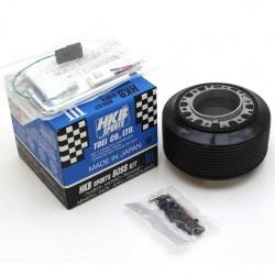HKB Steering Wheel Boss Kit - OH-215L HONDA S2000/CIVIC EK/EP3/INTEGRA DC2 98 SPEC (AIR BAG)