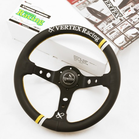T&E Vertex JDM Steering Wheel - Racing