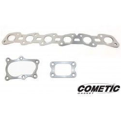 Cometic RB25DET Turbo & Manifold Gasket SET