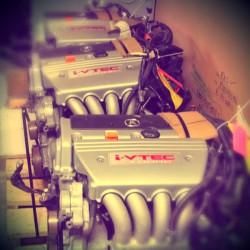 Honda K24A Motor, Getriebe - Swap Paket