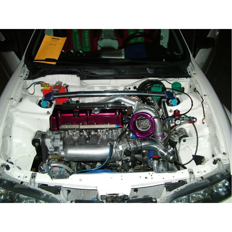 Honda K20A2 Engine, Gearbox - Swap Package - JDM Heart | Performance