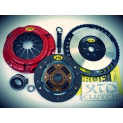 B16A B16A1 XTD Stage 1-4 Clutch & 4Kg Flywheel kit Cable Transmission