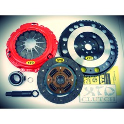 K20 K24 XTD Stage 1-5 Clutch & 4,5Kg Flywheel kit