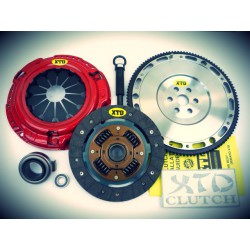 D15 D16 D17 XTD Stage 1-5 Clutch & 4,5Kg Flywheel kit