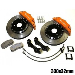 K-Sport Nissan Skyline R32/R33/R34 Front Big Brake Kit (5 Bolt) 286x26mm
