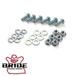 BRIDE Bolt Set for FO Rails