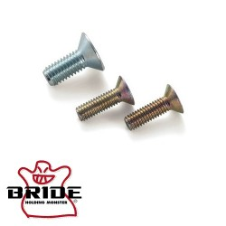 BRIDE Bolt Set for RX Seat Rails
