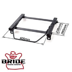 BRIDE Super Seat rail RO Type T131RO