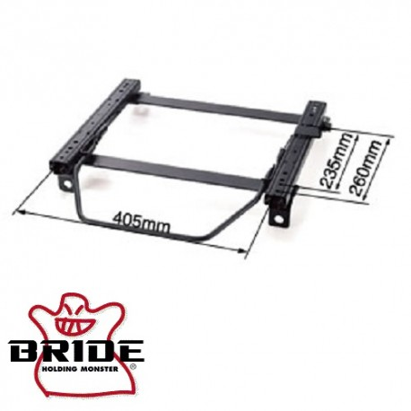 BRIDE Super Seat rail RO Type T131RO