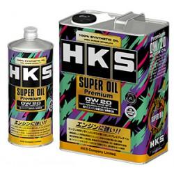 HKS Super Engine Öl Premium 0W25 - 10w40