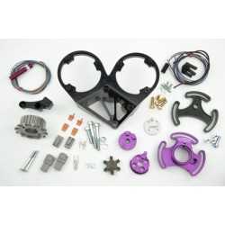PRP RB Mech Fuel Pump Double CAS Bracket Complete Kit (Minus Fuel Pump)