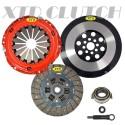 1ZZ 2ZZ 6 Speed 00-05 Celica Corolla Matrix XTD Stage 1-4 Clutch & 4,9Kg Flywheel kit