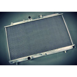 Chaser Mark II JZX100 Alloy Race Radiator Twin Core