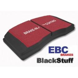 EBC Blackstuff Ultimax Bremsbeläge Hinten