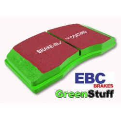 EBC Greenstuff Brake Pads Rear
