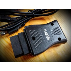 Nissan 14 Pin Consult USB Diagnosetool mit Software