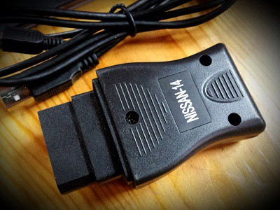 Nissan 14 Pin Consult USB Diagnostics Tool with Software