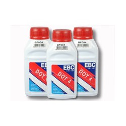 EBC DOT 4 Brake fluid (250ml)